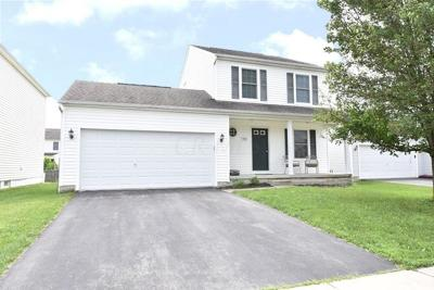 Galloway Single Family Home Contingent Finance And Inspect: 5905 Wellbrid Drive