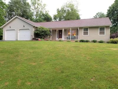 Lancaster Single Family Home Contingent Finance And Inspect: 2491 Pumpkinvine Road SE