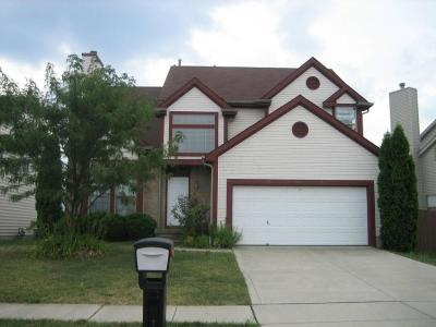 Worthington Single Family Home For Sale: 893 Linkfield Drive