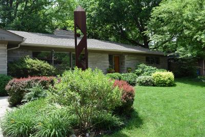 Columbus Single Family Home Contingent Finance And Inspect: 445 Springs Drive