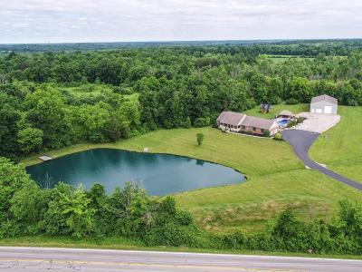 Delaware Single Family Home For Sale: 4280 Marysville Road