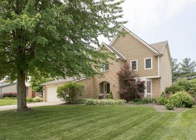 Westerville Single Family Home Contingent Finance And Inspect: 273 Wedgewood Court