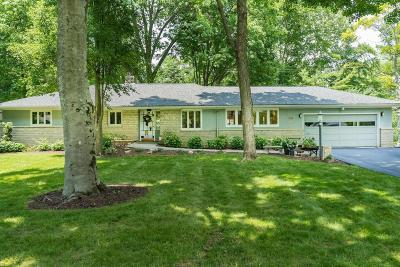 Upper Arlington Single Family Home Contingent Finance And Inspect: 3087 Leeds Road
