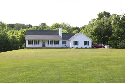 Fredericktown Single Family Home Contingent Finance And Inspect: 6872 County Road 183
