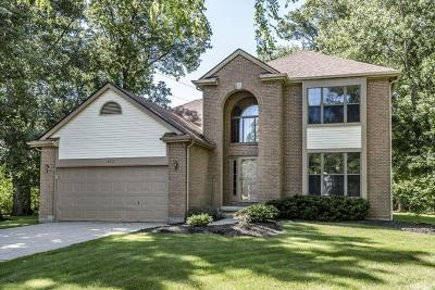 Westerville Single Family Home For Sale: 562 Elm Court