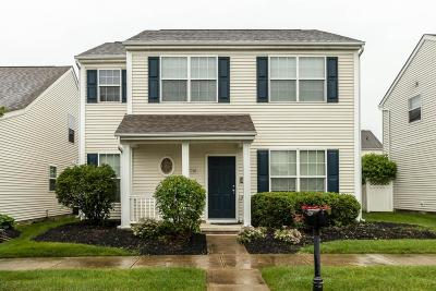 New Albany Single Family Home Contingent Finance And Inspect: 7226 Hillmont Drive