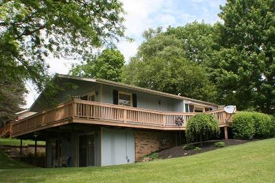 Howard Single Family Home For Sale: 1172 Apple Valley Drive