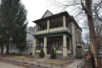 Columbus Multi Family Home For Sale: 1235 Highland Street