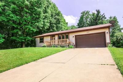 Howard Single Family Home Contingent Finance And Inspect: 1241 Apple Valley Drive