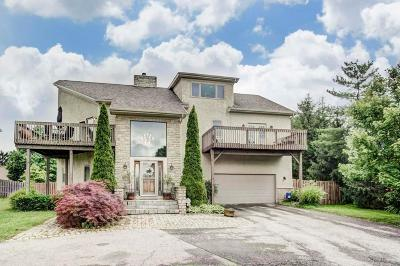 Westerville Single Family Home For Sale: 483 S Sunbury Road