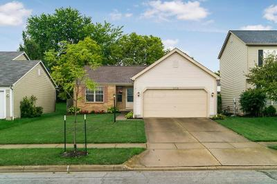 Pickerington Single Family Home Contingent Finance And Inspect: 3118 Grand Haven Drive