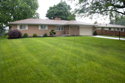 Columbus OH Single Family Home Contingent Finance And Inspect: $235,000