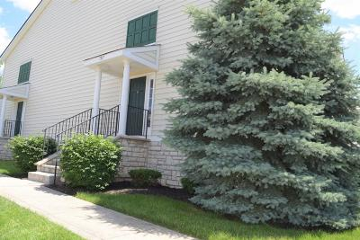 New Albany Condo Contingent Finance And Inspect: 7271 Colonial Affair Drive #16