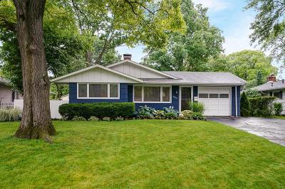 Upper Arlington Single Family Home Contingent Finance And Inspect: 2333 Edgevale Road