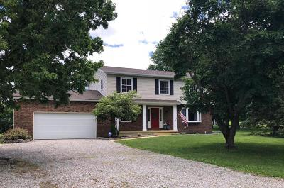Lancaster Single Family Home For Sale: 620 Rock Mill Road NW