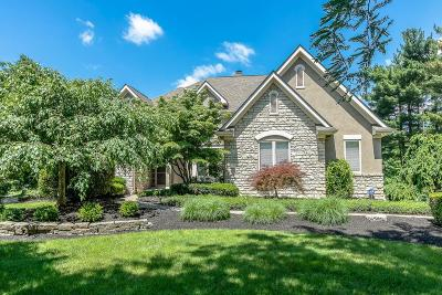 Westerville Single Family Home Contingent Finance And Inspect: 6902 Lakeside Court