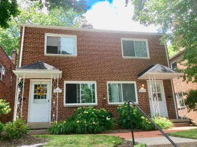 Columbus Multi Family Home For Sale: 3161-3163 Indianola Avenue