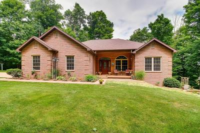 Danville Single Family Home Contingent Finance And Inspect: 16040 Skyline Drive