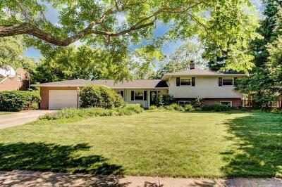 Upper Arlington Single Family Home Contingent Finance And Inspect: 2397 Lytham Road