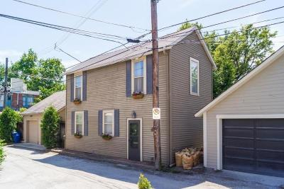Single Family Home For Sale: 873 Purdy Alley