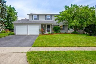Reynoldsburg Single Family Home Contingent Finance And Inspect: 1306 Crestview Street