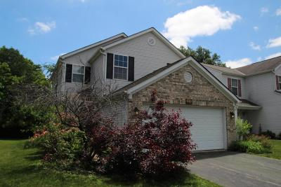 Hilliard Single Family Home Contingent Finance And Inspect: 2010 Dry Wash Road