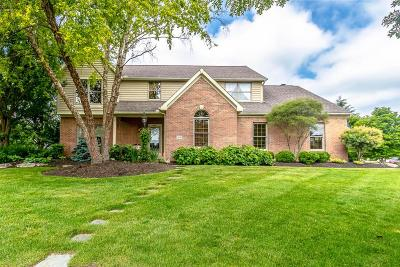 Westerville Single Family Home For Sale: 1220 Sea Shell Drive