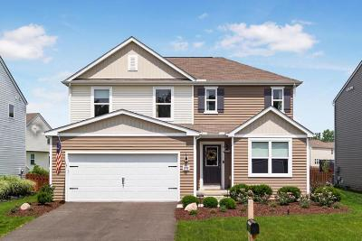 Grove City Single Family Home Contingent Finance And Inspect: 3938 Snowshoe Avenue