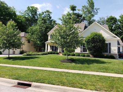 Delaware Single Family Home For Sale: 322 Caboose Lane