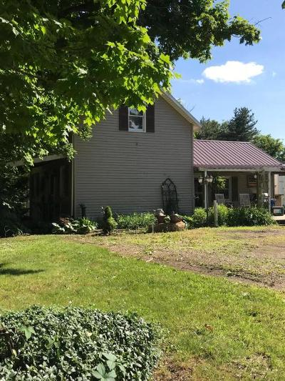 Single Family Home Contingent Finance And Inspect: 425 Amanda Northern Road SW