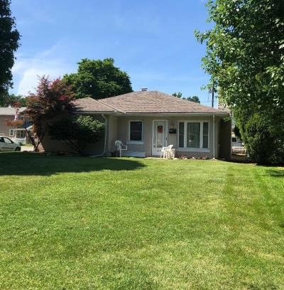 Single Family Home Sold: 2496 Valleyview Drive
