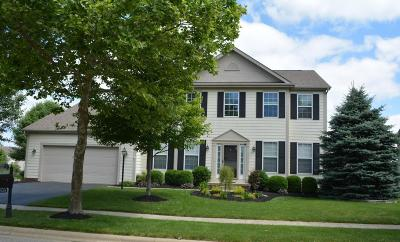Union County Single Family Home Contingent Finance And Inspect: 6939 Bishops Crossing Circle