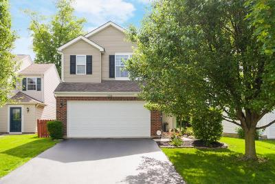 Hilliard Single Family Home Contingent Finance And Inspect: 1914 Dry Wash Road