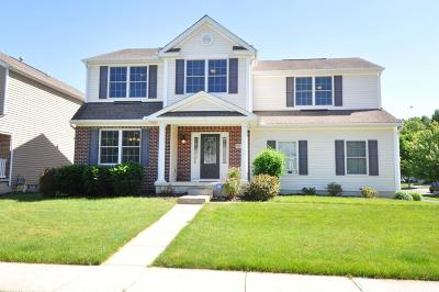 Westerville Single Family Home For Sale: 5873 Tarrycrest Drive