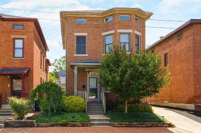 Columbus Single Family Home Contingent Finance And Inspect: 826 Kerr Street
