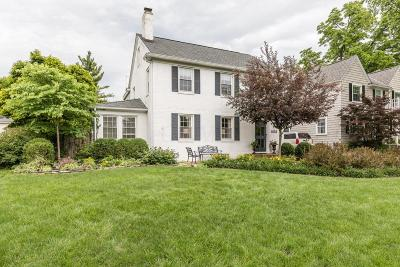 Upper Arlington Single Family Home For Sale: 1658 Essex Road