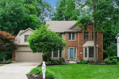 Westerville Single Family Home Contingent Finance And Inspect: 5541 Cypress Court