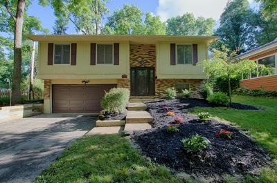 Worthington Single Family Home Contingent Finance And Inspect: 208 Kenbrook Drive