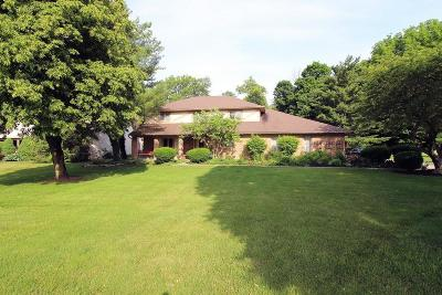 Canal Winchester Single Family Home For Sale: 7749 Jefferson Drive