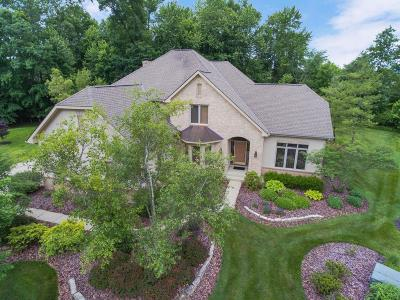 Westerville Single Family Home For Sale: 8070 Rookery Way