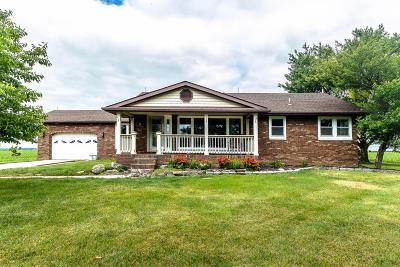 Single Family Home Contingent Finance And Inspect: 1852 Township Road 162