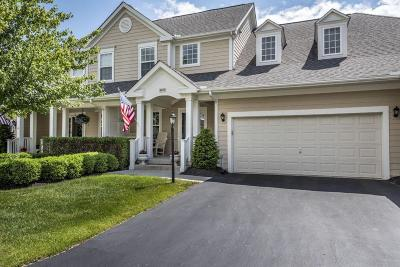 Westerville Condo Contingent Finance And Inspect: 6575 Wensley Court