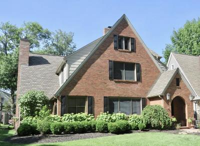Upper Arlington Single Family Home Sold: 1988 Berkshire Road