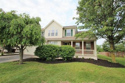 Lewis Center Single Family Home For Sale: 1192 Westwood Drive