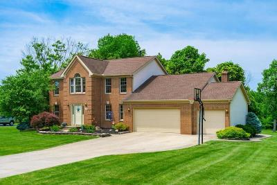 Blacklick Single Family Home For Sale: 1669 Fox Chase Drive