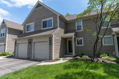 Hilliard Condo Contingent Finance And Inspect: 3366 Eastwoodlands Trail