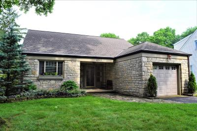 Clintonville Single Family Home Contingent Finance And Inspect: 4537 Olentangy Boulevard