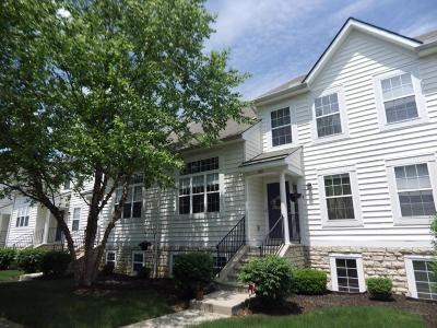 New Albany OH Condo Contingent Finance And Inspect: $177,500
