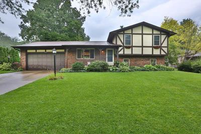 Worthington Single Family Home Contingent Finance And Inspect: 912 Middlebury Drive