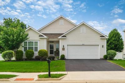Grove City Single Family Home Contingent Finance And Inspect: 2049 Tournament Way